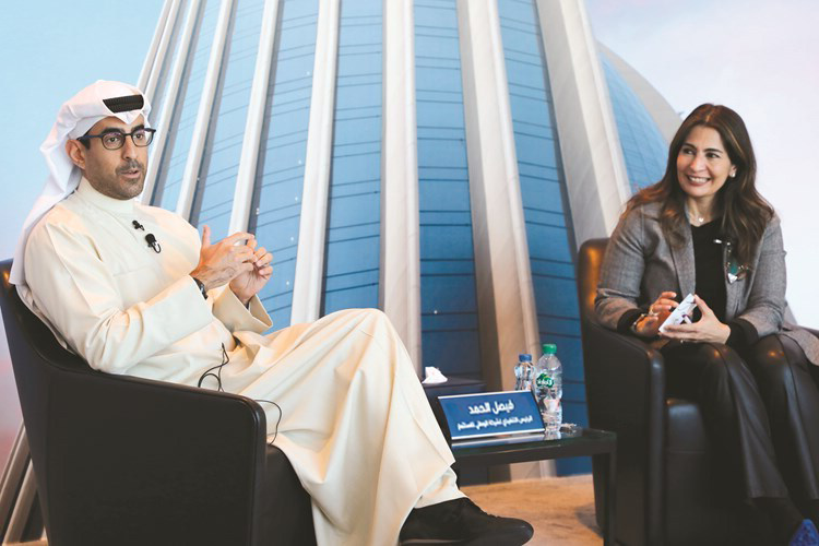 Faisal Al-Hamad, NBK Capital CEO